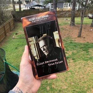 Clint Eastwood Collection VHS 2000